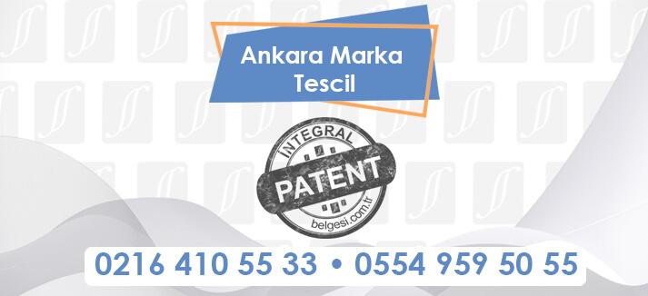 Ankara Marka Tescil