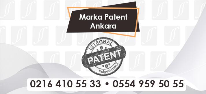 Marka Patent Ankara