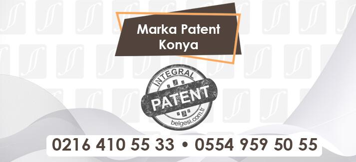 Marka Patent Konya