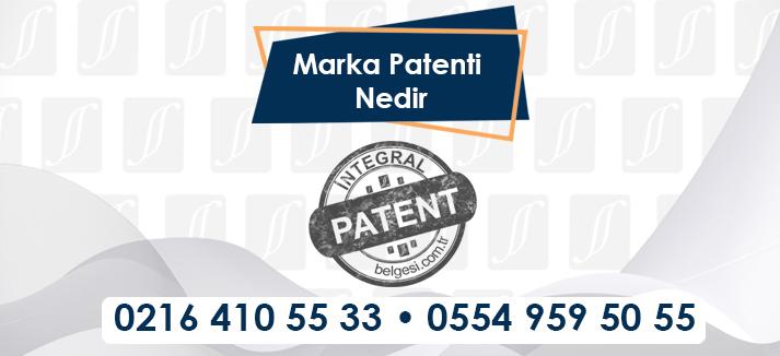 Marka Patenti Nedir