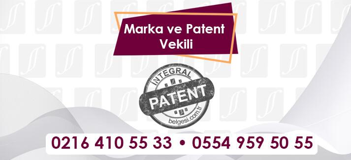 Marka ve Patent Vekili