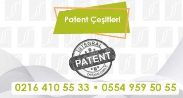 Patent Çeşitleri