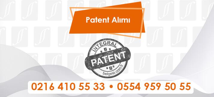 Patent Alımı