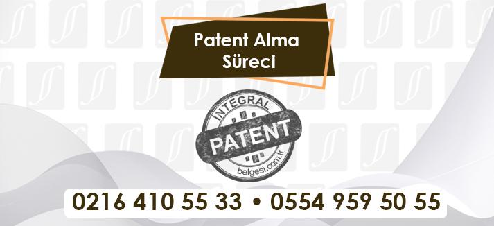 Patent Alma Süreci
