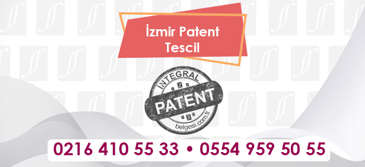 İzmir Patent -Tescil-