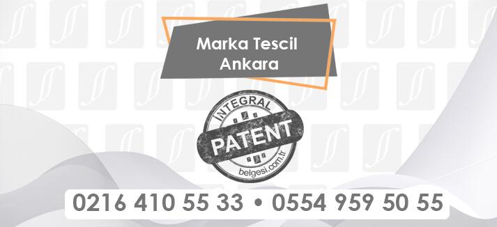 Marka Tescil Ankara