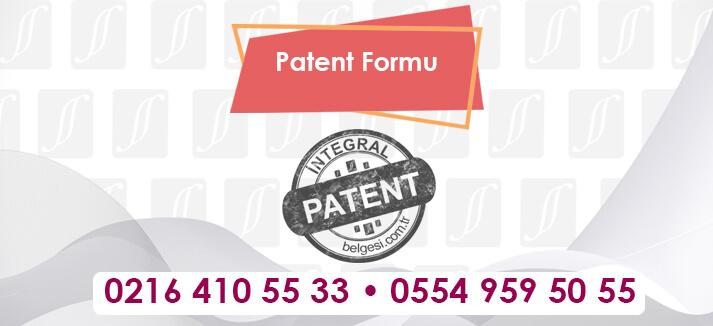 Patent-Formu-