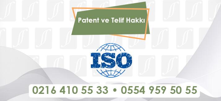 Patent ve Telif Hakkı