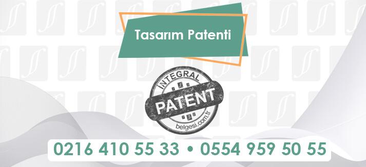 Tasarım Patenti