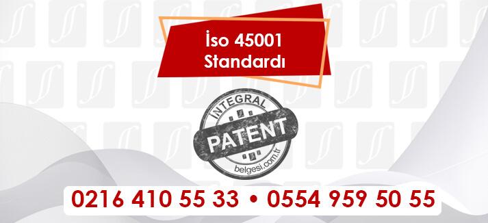 İso 45001 Standardı